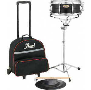 pearl beginner snare kit