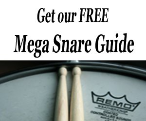 Get The Snare Drum Reviews Newsletter