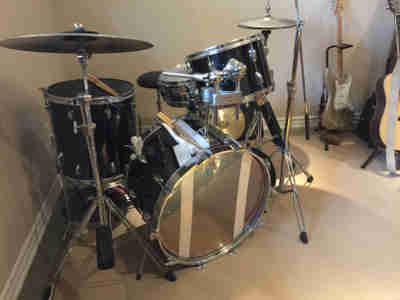 Steve's Drum Kit 1