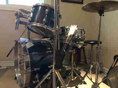 Steve's drum kit 3
