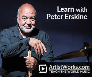 Artist Works Peter Erskine