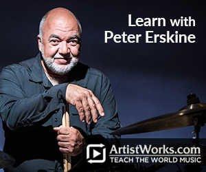 Artist Works Peter Erskine