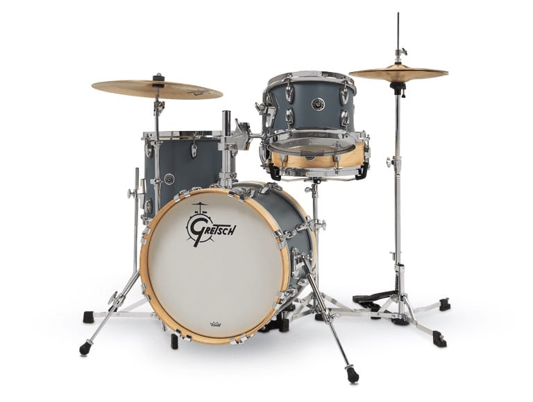 gretsch brookly micro drum kit